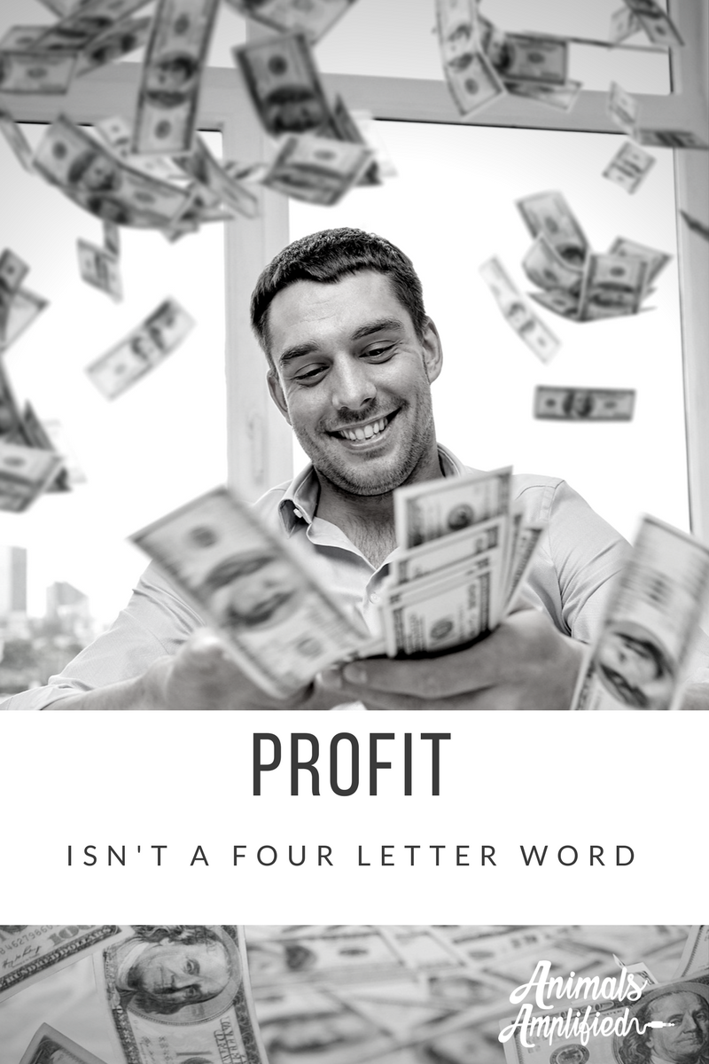 Profit Isn't a 4-Letter Word