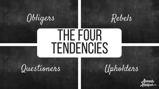 The Four Tendencies- guest blog by Brittany Henderson
